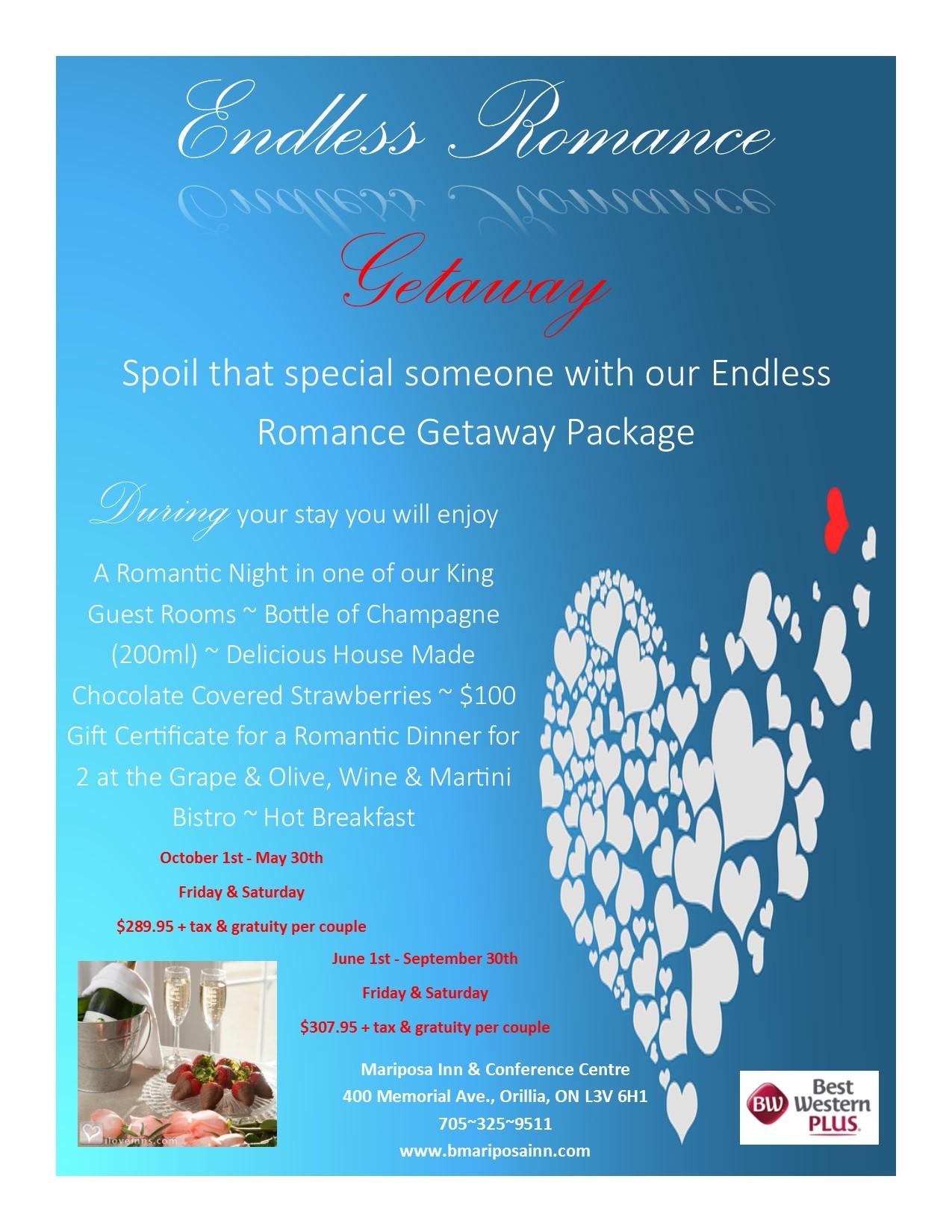 Endless Romance Getaway