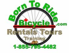 BORN TO RIDE BICYCLE