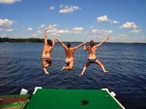 Summer Weekend Getaway