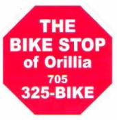 BIKE STOP OF ORILLIA & SPORTS