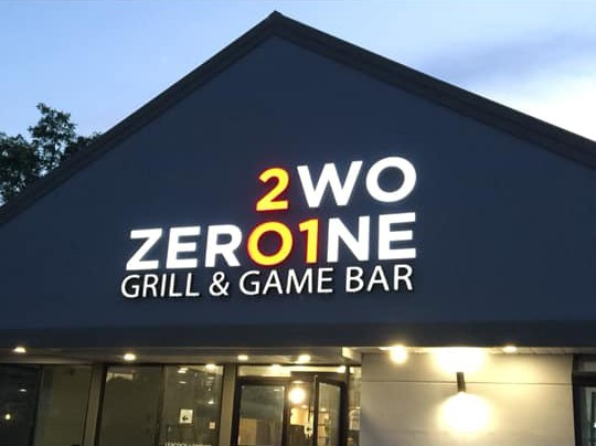 201 Grill & Game Bar