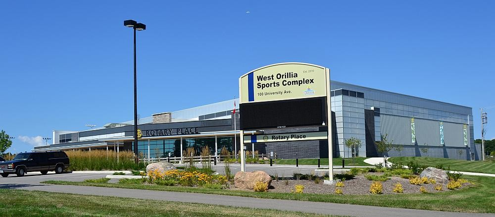 WEST ORILLIA SPORTS COMPLEX