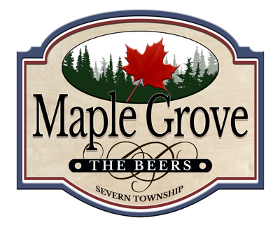 MAPLE GROVE SYRUP