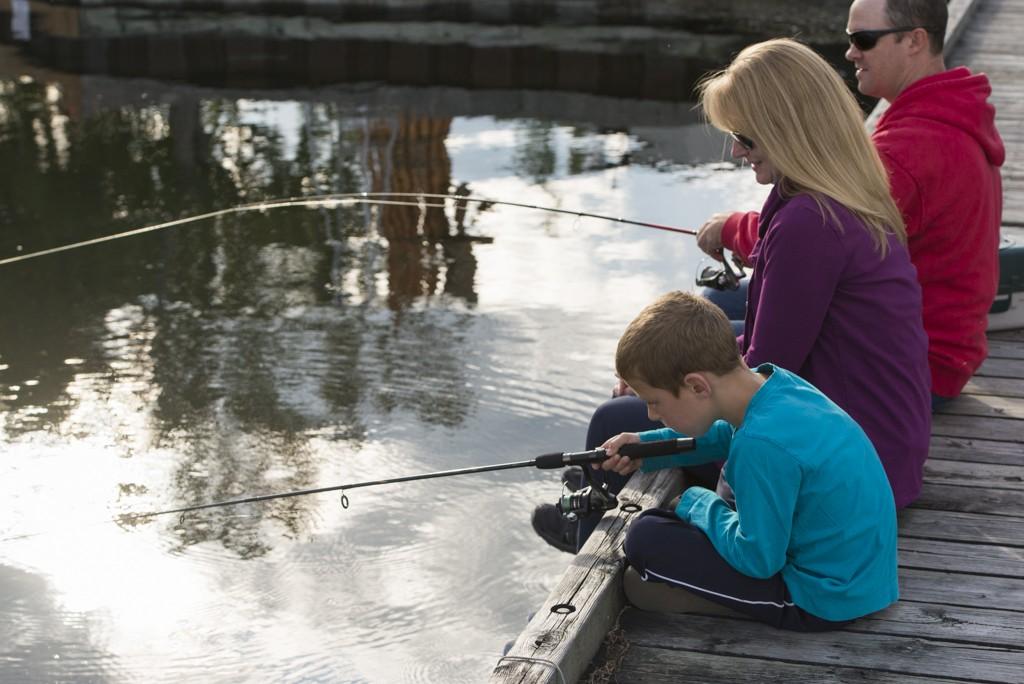 Fishing Getaway