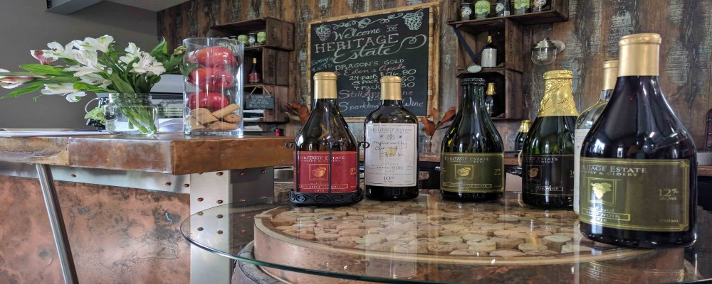 Hertiage Estates Winery & Cidery