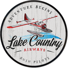 LAKE COUNTRY AIRWAYS