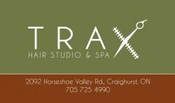 TRAX HAIR STUDIO & SPA