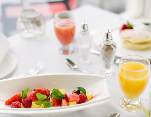 Breakfast With Us