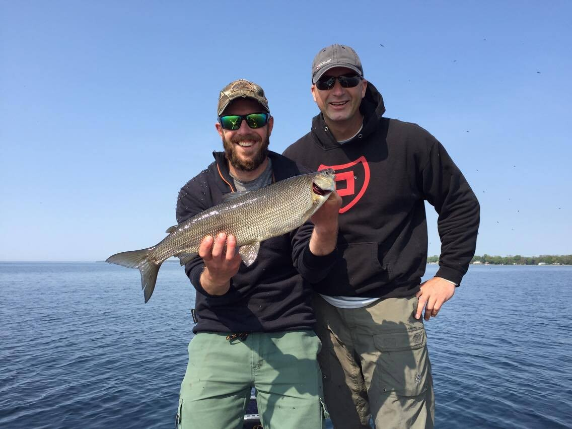 CANAM PRO GUIDE FISHING CHARTERS