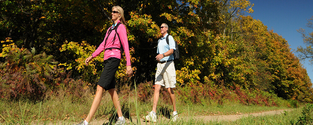 Fall Hiking Routes