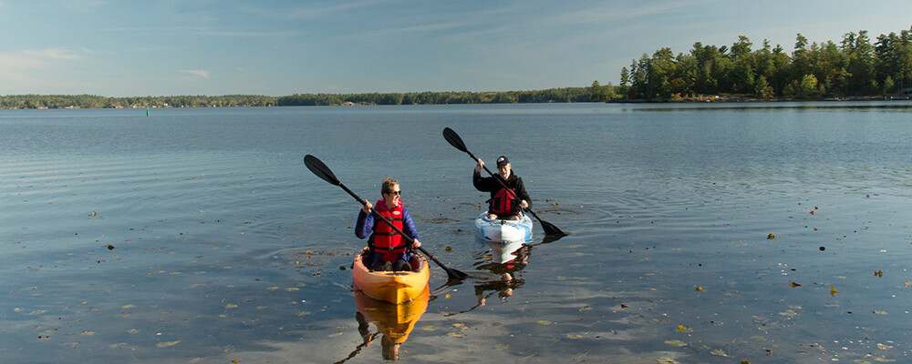 Get Ready for National Paddling Week