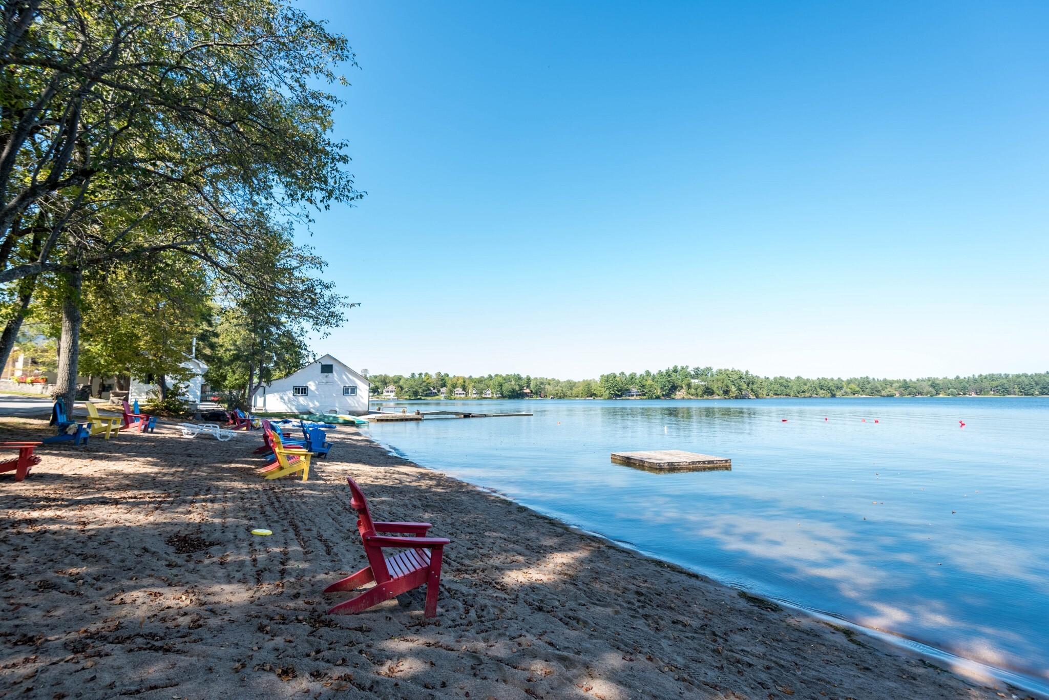 Lake Weekend Package