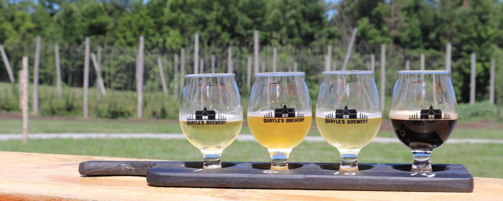 Tourism Spotlight: Quayle's Brewery