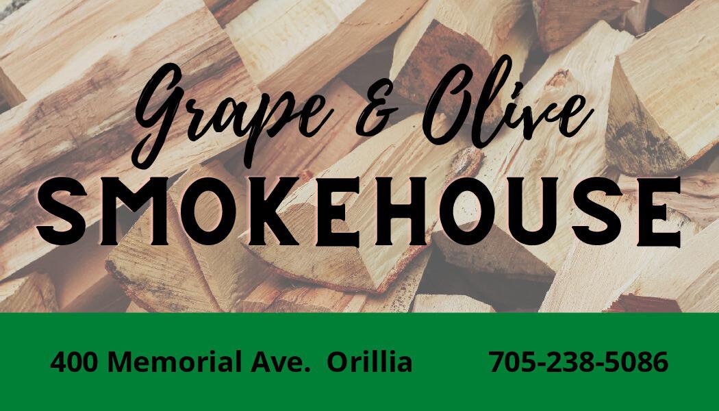 GRAPE & OLIVE SMOKEHOUSE