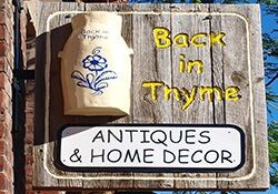 BACK IN THYME