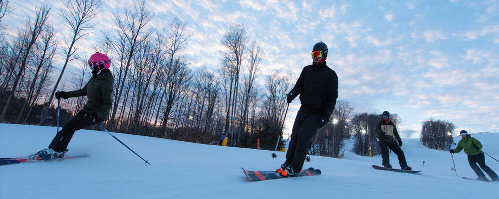 Top Winter Experiences in Ontario's Lake Country