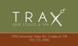 TRAX HAIR STUDIO & SPA