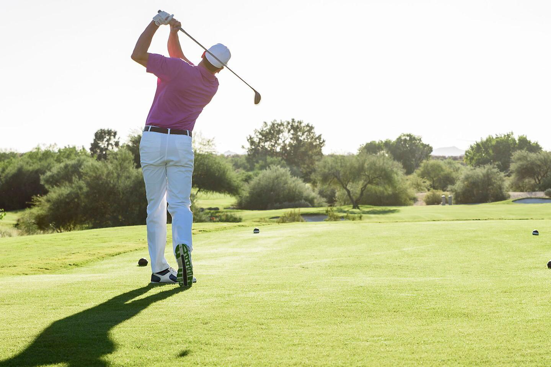 Get up and Golf Getaway