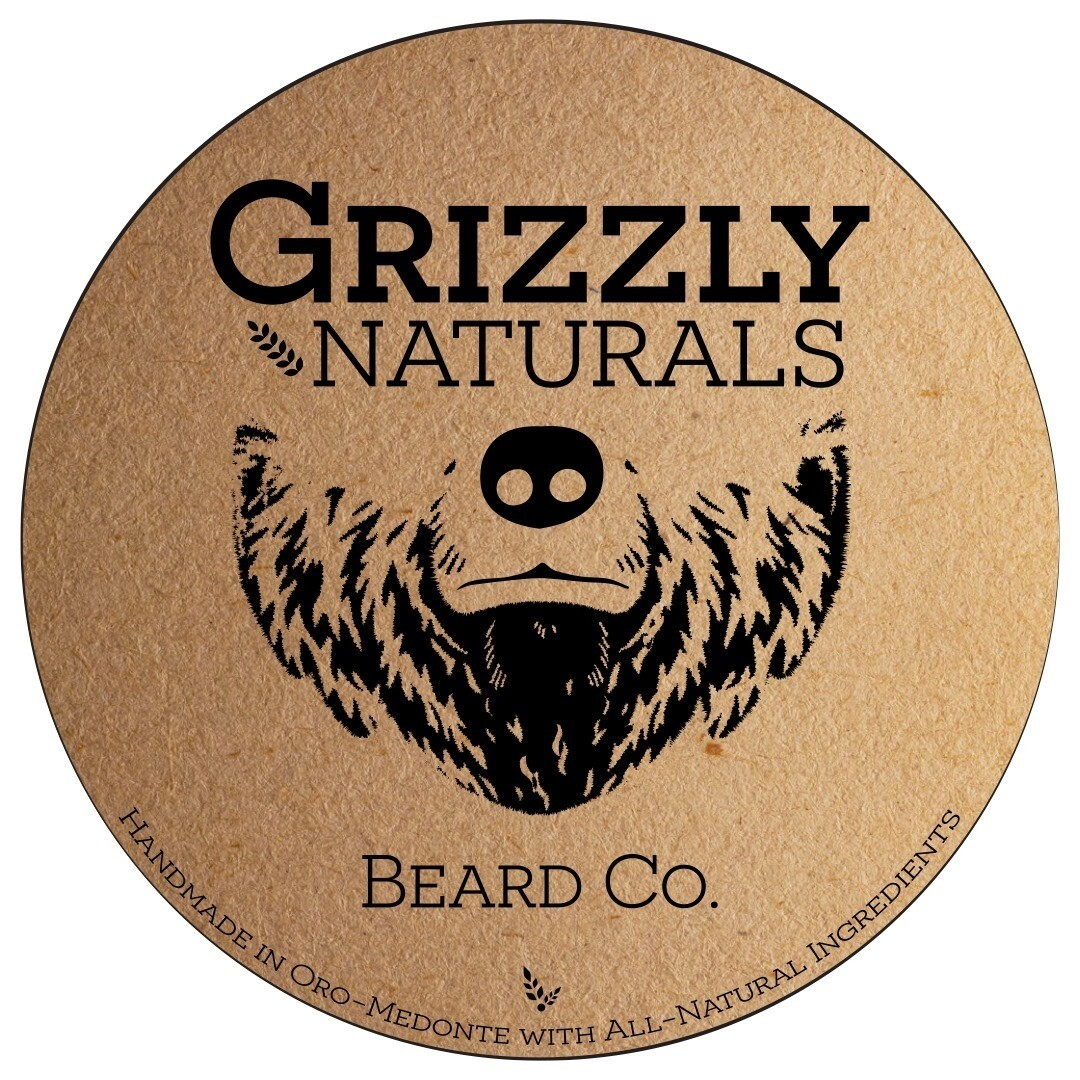 Grizzly Naturals Beard Co