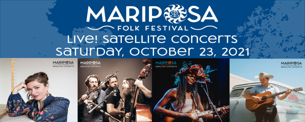 Mariposa Sings Again with Satellite Concerts